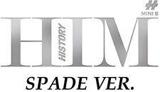 History - Him (5th Mini Album) Spade Ver [New CD] Asia - Import