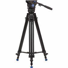 Cavalletto/Treppiede Video Professionale Benro BV4 (h.164cm c.4,0kg)