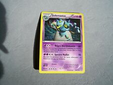 Carte pokémon Noir & blanc Dragons exaltés 59/124 Golemastoc PV130 HOLO RARE FR