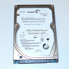 "Seagate ST95005620AS 9UZ154-500 FW:SD26 500gb 2.5"" SATA disco duro Wu"