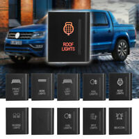 Right Push Switch A107R LED LIGHT BAR on-off LED 12V 3A For Volkswagen VW Amarok