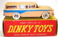 DINKY NO. 173 NASH RAMBLER WAGON - EXC. BOXED