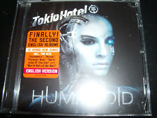 Tokio / Tokyo Hotel Humaniod (EU) CD – New