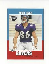 2001 Upper Deck Vintage #207 Todd Heap RC Rookie Ravens