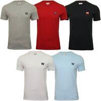 Wrangler Mens T-Shirt 'SS Sign off Tee'