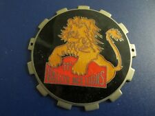 Vintage 11e Rallye des Lions Car Club Rally Badge Emblem