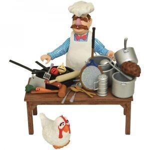 Die Muppets Select Swedish Chef & Chicken