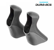 Shimano Dura-Ace ST-9070 Di2 Brake / Gear STI Lever Rubber Covers, Hoods, Black
