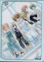 Nurse Love Syndrome Limited Run Games Silver Trading Card #403 New NO Creases