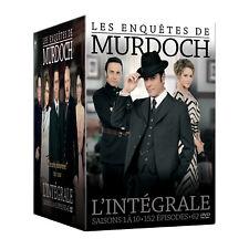 COFFRET DVD INTEGRALE LES ENQUETES DE MURDOCH SAISON 1 A 10