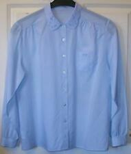 STUNNING M&S BLUE BLOUSE ~ TOP SIZE 16 #   *158