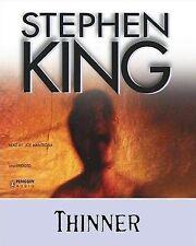 Stephen KING / __ THINNER                    [ Audiobook ]