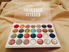 Glitter Obsessed  Eye Cream Palette With Unicorn �� Colours