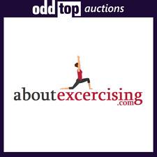 AboutExercising.com - Premium Domain Name For Sale, Dynadot