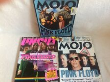 🎶 LOT of 4 PINK FLOYD Collectible Magazines: MOJO & Uncut 💥🎶