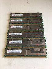 Lot of 6 Hynix PC3L-8500R  8GB HMT42GR7BMR4A-G7 Matching Server RAM