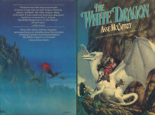 The White Dragon-Anne McCaffrey-1st Ed./DJ-1978-Dragonriders of Pern-Whelan