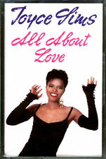 CAS - Joyce Sims – All About Love (SOUL) SPANISH EDIT. 1989 MINT, FACTORY SEALED