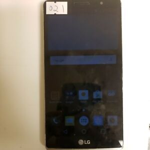 LG G Stylo LS770 8GB (BOOST) MINT CONDITION W* ISSUE *USED* *READ*