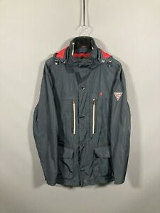 MUSTO Jacket - Size XXL - Navy - Great Condition - Mens