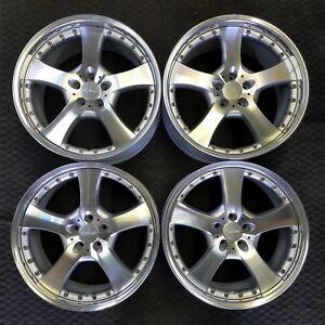 Lorinser LM5 2 Piece Wheels Rims Staggered Set 20x10 20x9 5x112 ET38 0140025001