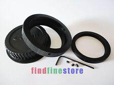 T T2 mount Lens to Canon EOS EF Adapter 650D 600D 550D 500D 450D 7D 5D T2i + CAP