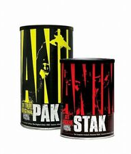 Universal Animal Pak 44 Packs+Universal Animal Stak 21 Packs