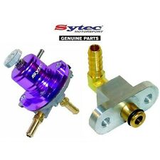 Sytec regulador de presión de combustible + Mazda RX7 Twin Turbo Adaptador De Riel de combustible