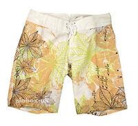 Women's Beach Board Shorts Oakley New Size 8 / 10 / 12 (Peach)