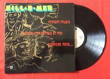 BILL O MEN AFRICAN MUSIC PARADISE ROAD MON DIEU 3A104 VG+ VINYLE 33T LP