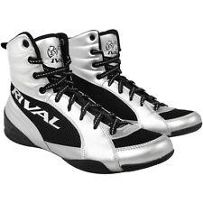 Rival Boxing Rsx-Герреро Deluxe середину верхней бокс ботинки-серебро