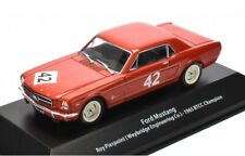 Ford Mustang Roy Pierpoint 1965 BTCC coche 1:43 Atlas Diecast