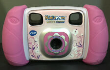 Vtech Kidizoom Camera Connect 1.3 Mega Pixel Pink * Works Great !