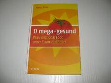O mega-gesund von Marcus Brian (2007, Taschenbuch)