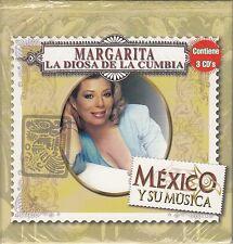 Margarita La Diosa De La Cumbia Mexico Y Su Musica CD New Nuevo Sealed
