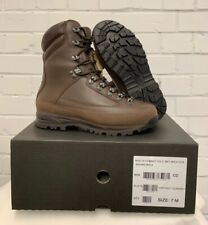 MENS UNBRANDED KARRIMOR STYLE COLD WET WEATHER COMBAT BOOTS - 7 Medium , British