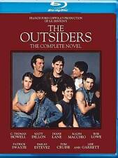 The Outsiders (Blu-ray Disc, 2014, 30th Anniversary Complete Novel Edition)
