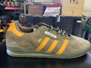 adidas Originals Jeans Trainers Brown/Gray US 10