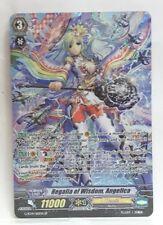 Cardfight!! Vanguard Regalia of Wisdom, Angelica G-BT14/S10EN SP N-MINT