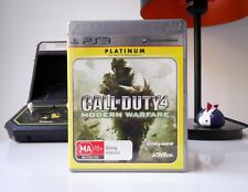 CALL OF DUTY 4: MODERN WARFARE - PS3 | VGC