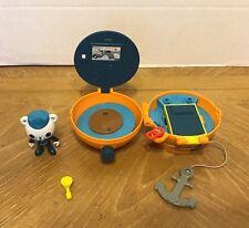 Disney OCTONAUTS Captain Barnacles' Pod On The Go Playset Toy Figure