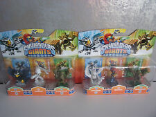 Skylanders Giants Triple Packs mit Sparkle Sonic Boom & Sparkle Sprocket - Neu