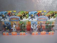 Skylanders giants triple packs con Sparkle Sonic Boom & Sparkle Sprocket-nuevo