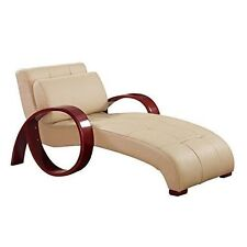Chaiselongues aus Kunstleder