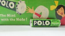 More details for rare genuine 1960's rowntree's polo mints unopened ex-shop stock from trade box