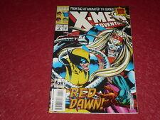 [BD COMICS MARVEL / DC USA] X-MEN ADVENTURES # 4 - Season II -1994 +Insert Cards