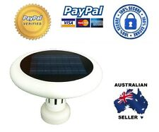 Chlorinator Solar Powered Floating SaltWater Pool Spa Chlorinator Ionizer
