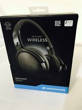 Sennheiser HD 4.40 BT Over-Ear Sound Isolating Headphones - Black Brand New