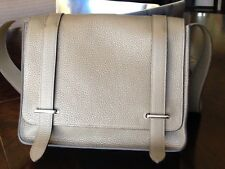 HERMES MESSENGER CALF BAG -- ELEGANT CROSS BODY STYLE WITH SPECIAL COLOR