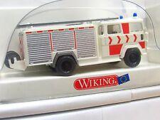 Wiking 610 01 Magirus LF 16 Feuerwehr OVP (Z4586)
